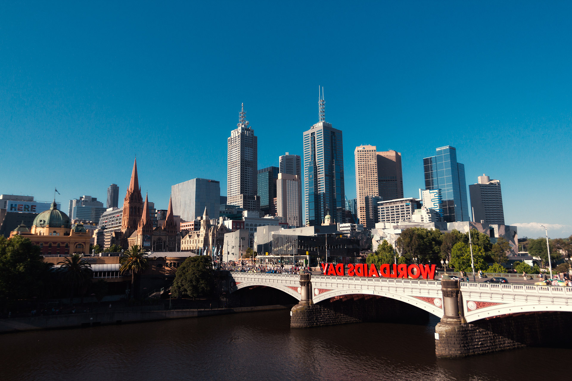 Melbourne by DOMINIK PHOTOGRAPHY