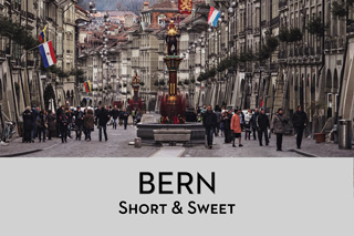 Bern Short & Sweet
