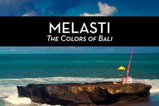 Melasti – Bali's most holy ceremony
