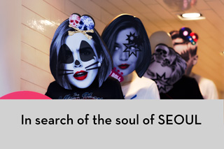 In Search of the Soul of Seoul