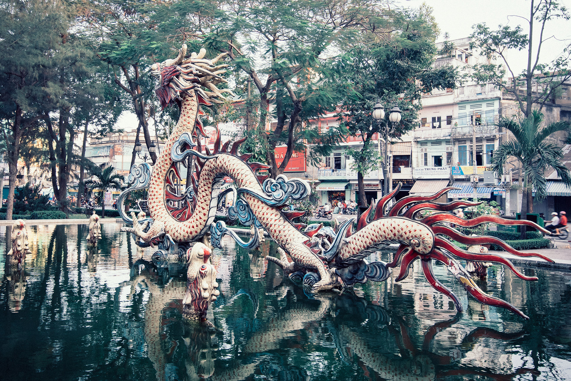 Chinatown Saigon by DOMINIK PHOTOGRAPHY