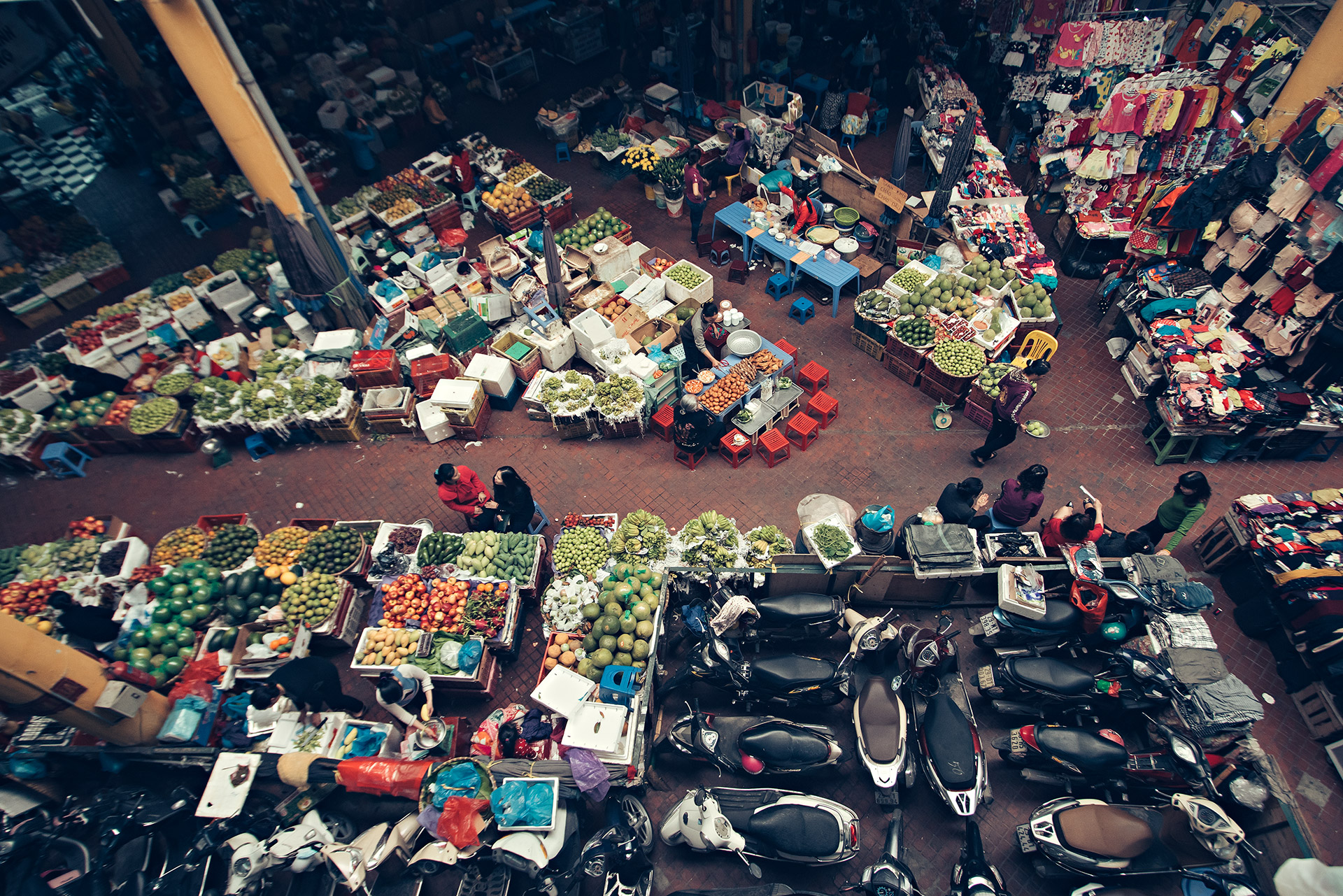 Hanoi Vietnam by DOMINIK PHOTOGRAPHY