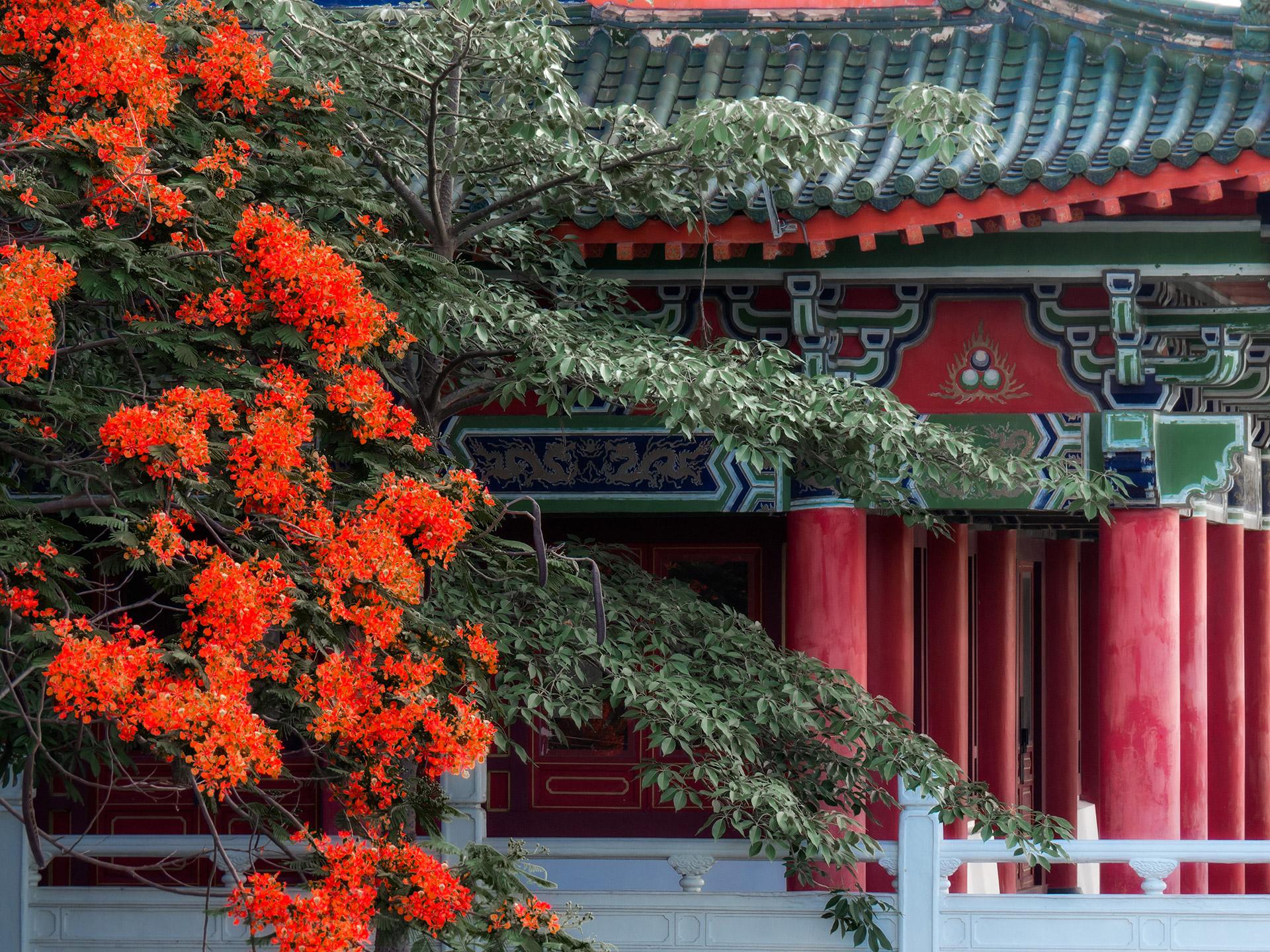 Temples of Kaoshiung