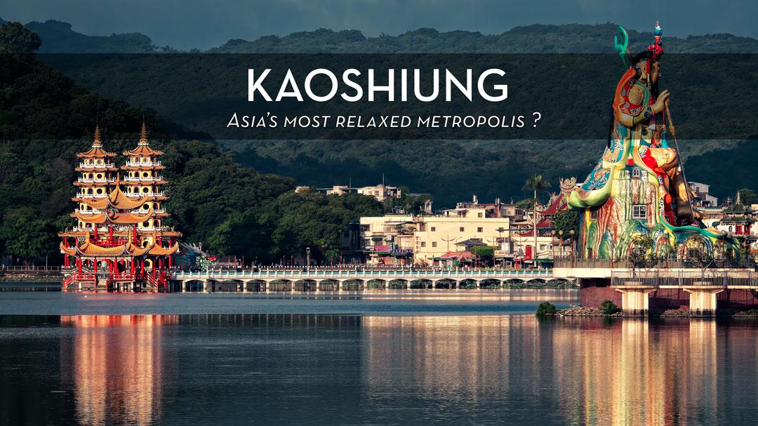Kaoshiung by Dominik Photographer