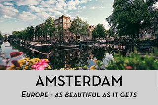 Pretty pretty Amsterdam