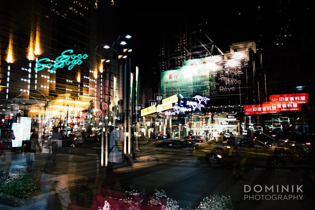 Dominik Vanyi photographs in Taiwan