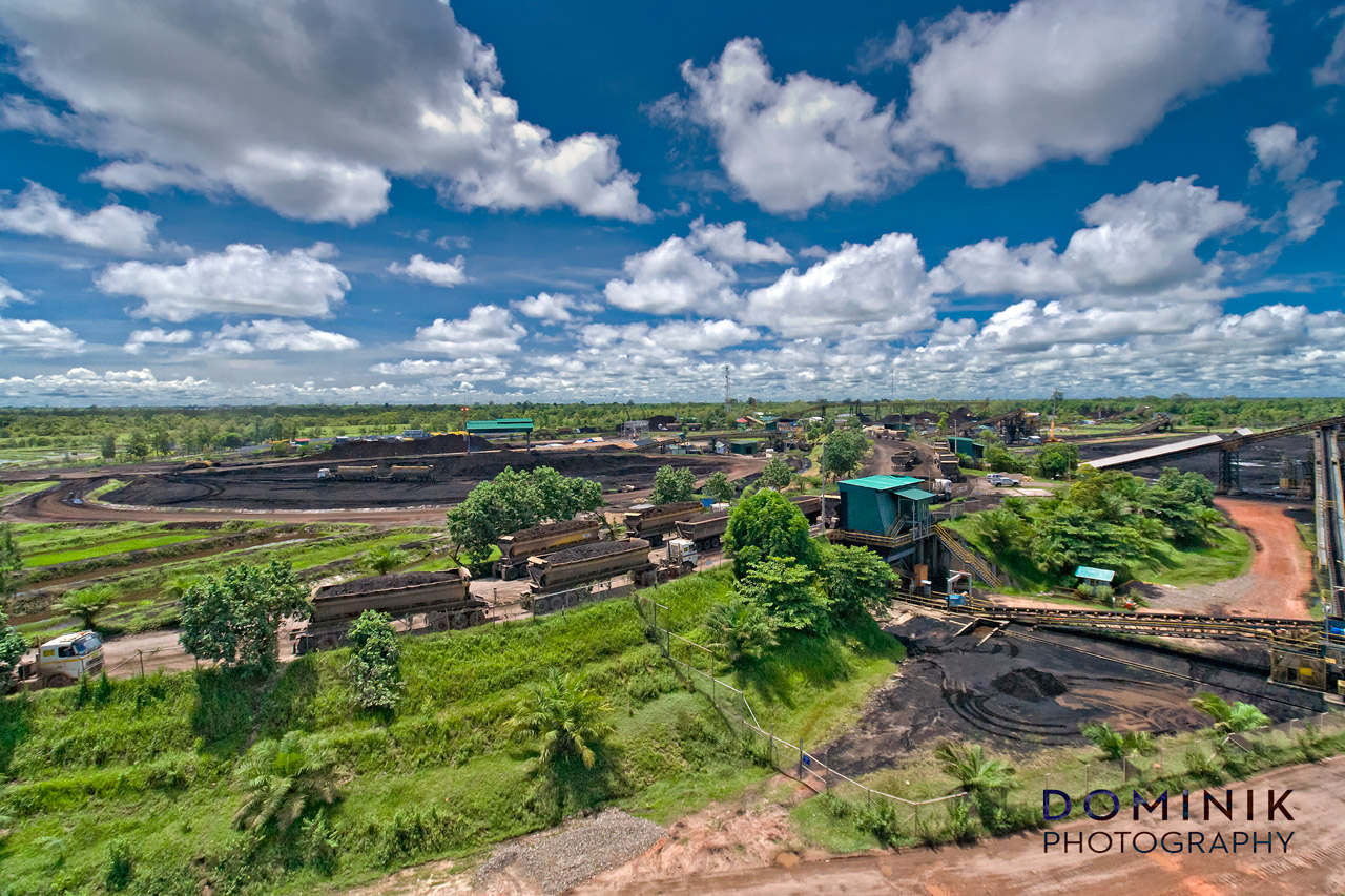 Indonesia Coal Mining Photographer