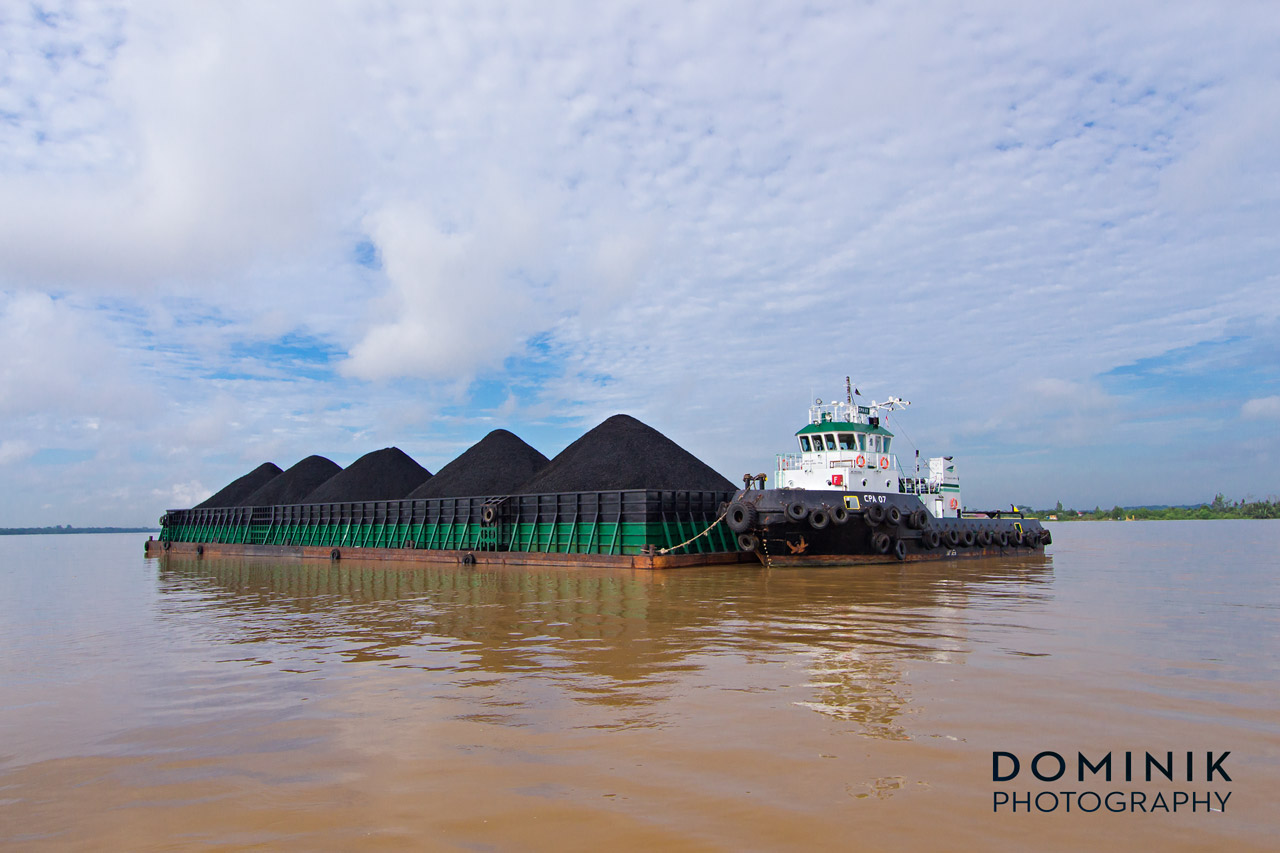 Maritime Mining Industry Photographer Video Indonesia