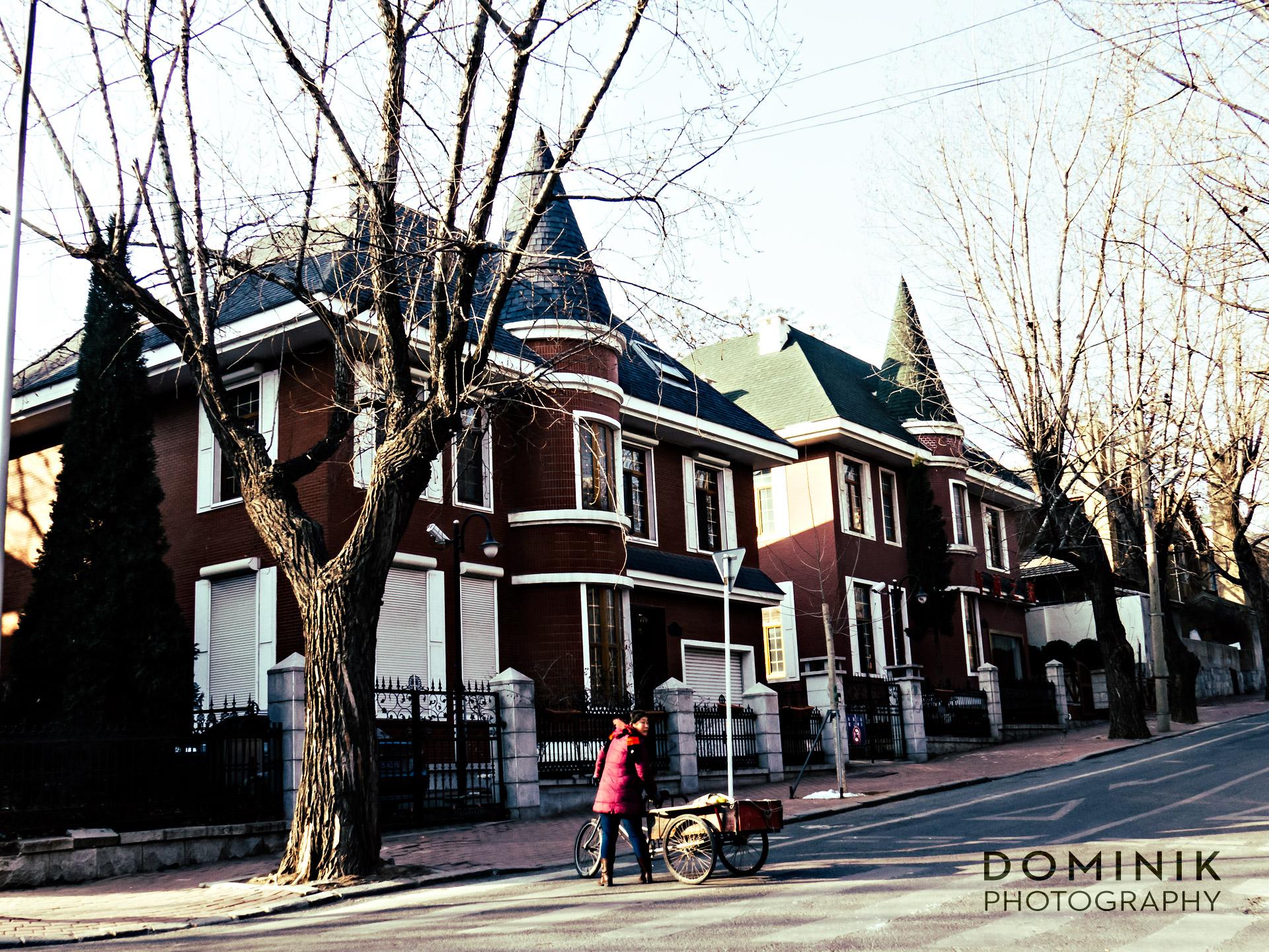 Dalian China photographed by DOMINIK