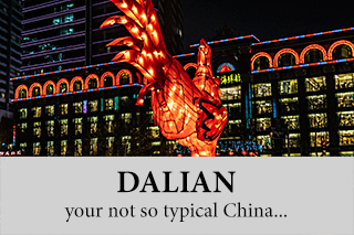 Dalian – your not so typical China
