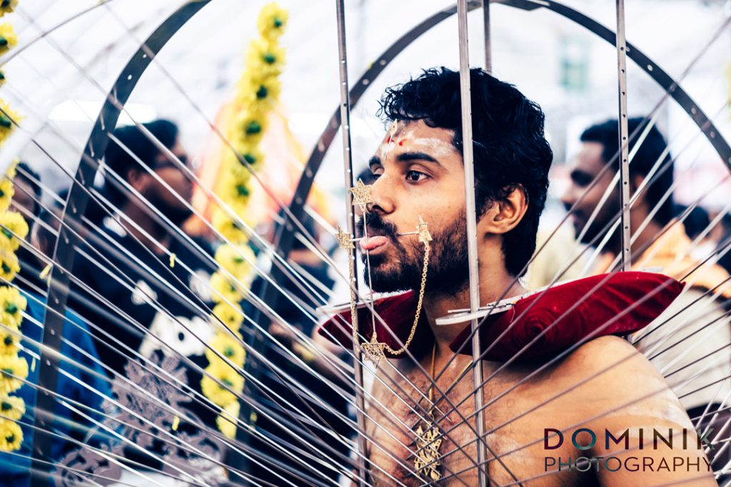 Thaipusam Singapore photos by DOMINIK