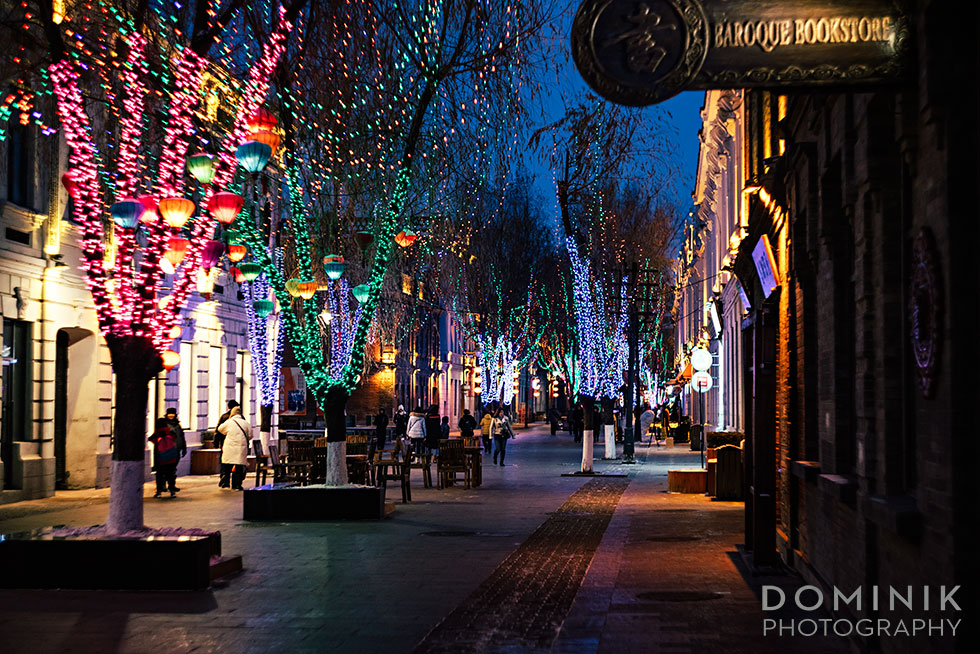 In Harbin's old city