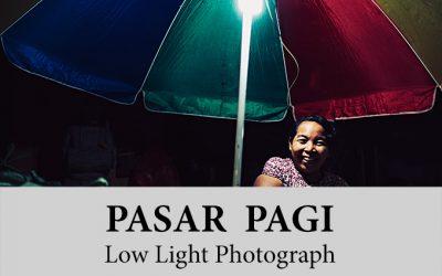 Pasar Pagi – early morning in Bali