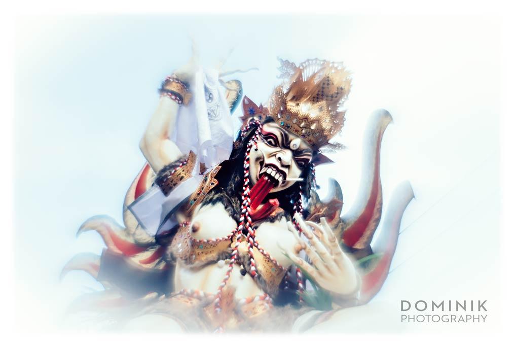 Balinese Ogoh_ogoh figures